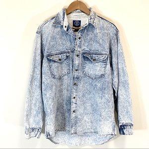 Gap • Denim Jean Long-Sleeve Jacket